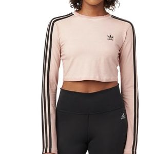 New Adidas crop top